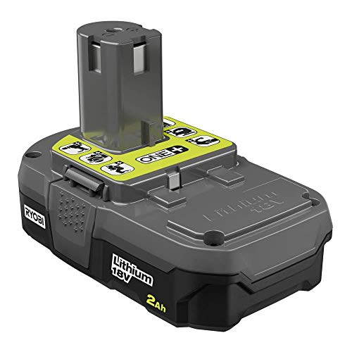 RYOBI P739-P163 18-Volt ONE+ Lithium-Ion Cordless 1 Gal. Air Compressor Kit with 2.0 Ah Battery and 18-Volt Dual Chemistry Charger
