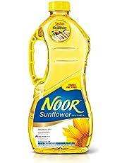 NOOR Sunflower Oil, 3 Litre