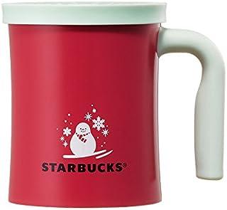 スターバックス クリスマス ホリデー スノーマン ステンレス マグカップ 海外限定品355ml / 12oz