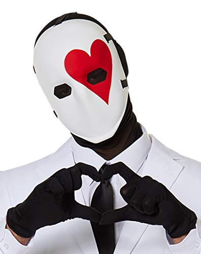 Heart High Stakes Fortnite Mask | Officially Licensed