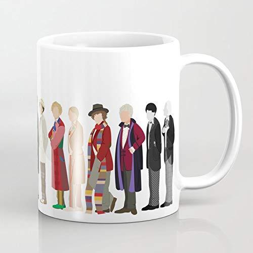 Doctor Who 2 Kaffeetasse, 325 ml