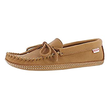 Best mens unlined moccasin slippers Reviews
