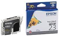 EPSON 純正インクカートリッジ ICMB23 インクカートリッジ(マットブラック)