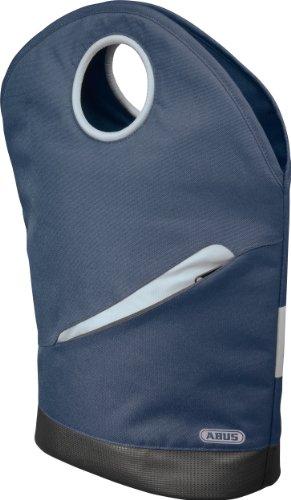 ABUS Gepäckträgertasche ST 4700 KF Daily, Blau, 10 Liter, 58434