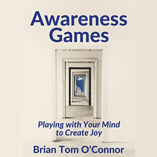Awareness Games audiobook cover art