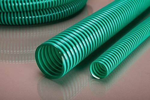 Quarzflex® Saugschlauch Spiralschlauch Förderschlauch Pumpenschlauch 25mm Made in Germany TOP Qualität 10 Meter