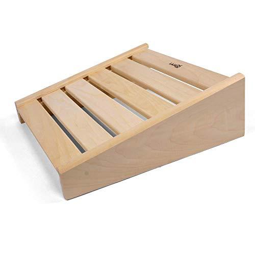 POOL Total Sauna Kopfstütze aus Espe in besonders Stabiler Ausführung