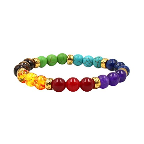 Letdown Accessories Natural Stone Bracelet Men Jewelry and Women Gift Fine Ornaments Under 5 Dollars for Lovers