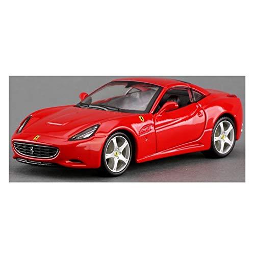BWHM Modelo De Coche Famoso 1:32 para Ferrari F12TDF Coche Deportivo Modelo De Automóvil De Alta Imitación Modelo Metal Modelo Modelo De Juguete Regalo Simulado Alloy Collection (Color : 8)