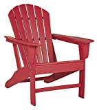 Signature Design von Ashley Adirondack-Stuhl rot