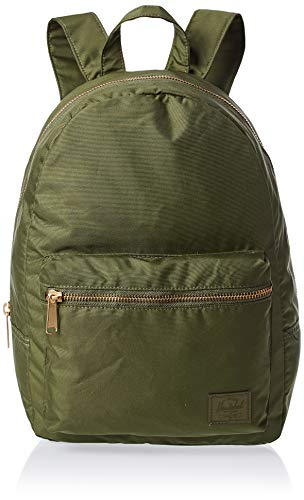 Herschel Supply Co. Women's Grove Small Light Backpack, Cypress, Green, One Size