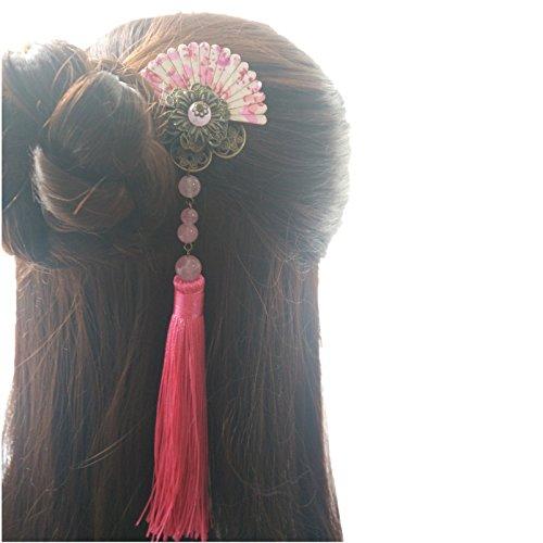3pcs//Set Japanese Traditional Accessories Flower Kimono Clip Handy Clip Fastener