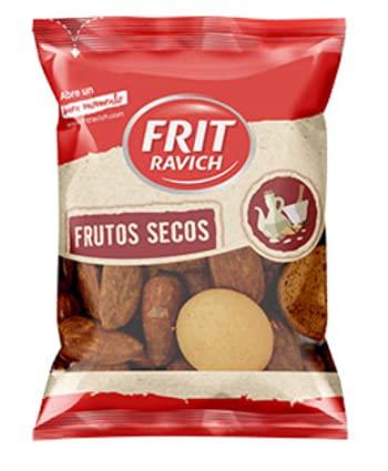 Mezcla de Frutos Secos y Galletas - Frit Ravich - 20 g - 18 Und