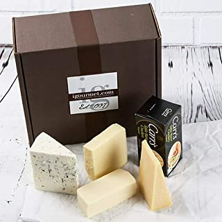 igourmet Four Continents of Cheese in Gift Box (2 pound)