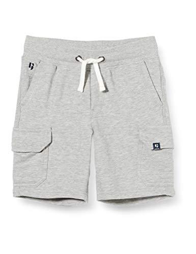 Garcia Kids Jungen O03524_2682 (170) Shorts, Grau (Grey Melee 66), (Herstellergröße: 146)