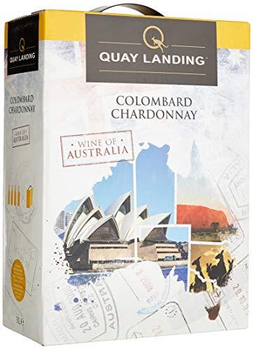 Quay Landing Colombard Chardonnay Australien trocken Bag-in-Box (1 x 3 l)
