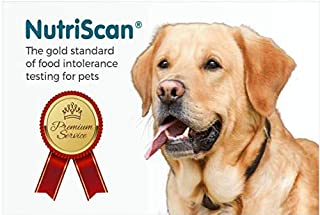 Nutriscan Pet Food Intolerance and Sensitivity Test for Dogs