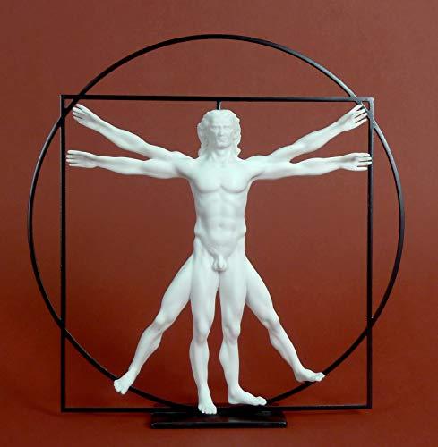 Der Vitruvianische Mann - Museumsshop (Replikat) nach Leonardo da Vinci