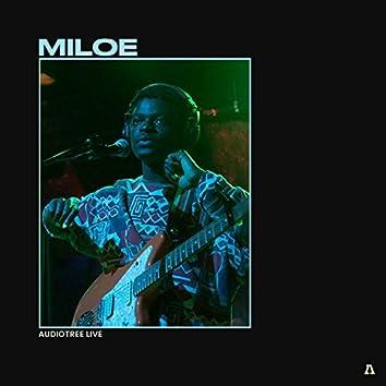 Miloe on Audiotree Live