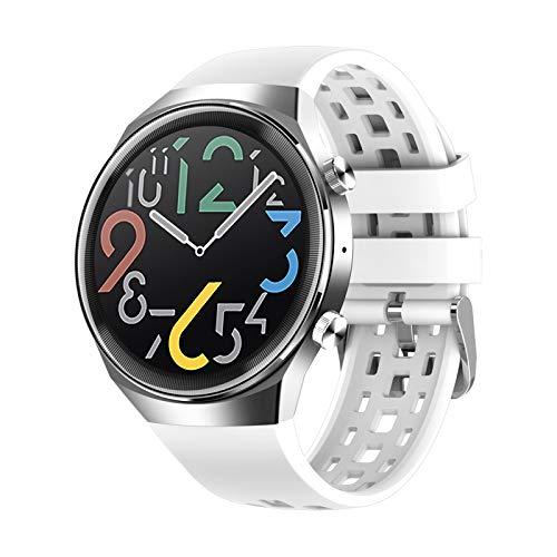 Orologi intelligenti da uomo, orologio intelligente per telefoni Android iOS, orologi Bluetooth touch screen da 1,3