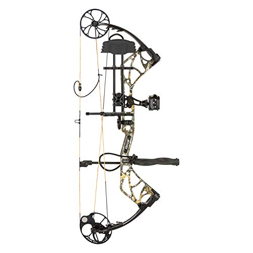 Bear Archery New 2018 Species RTH Compound Bow 70# Right Hand Kryptek Highlander