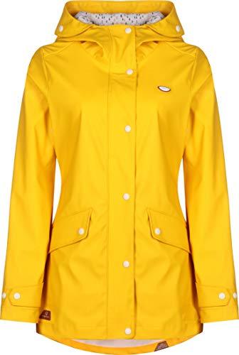 Ragwear Oceany W Regenjacke Yellow