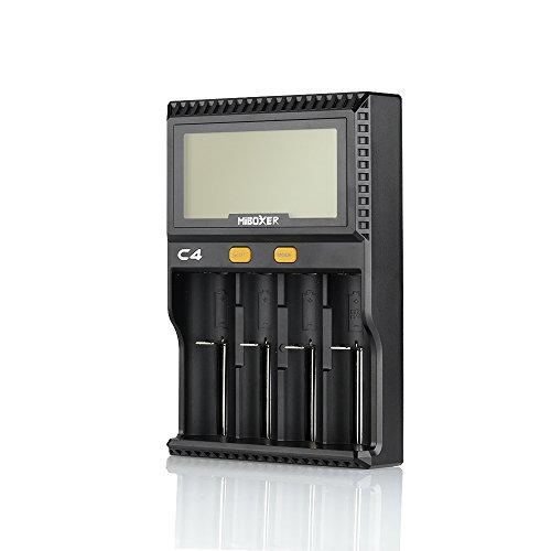 Olight® Intelligent 4 compartimento de batería externa