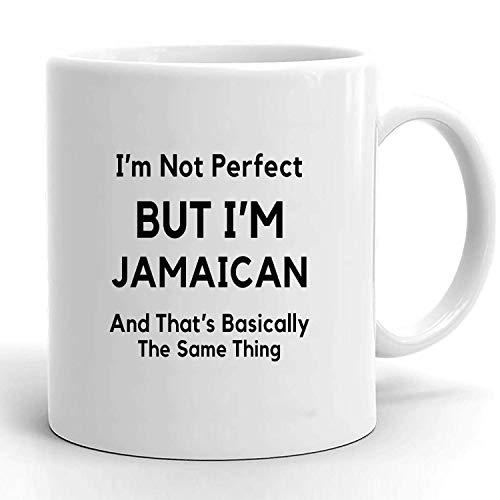 Jamaika Geschenk Geschenk für jamaikanische jamaikanische Geschenke Jamaikanischer Stolz Jamaikanische Flagge Ich liebe Jamaika Jamaika Kaffeetasse Jamaikanisches Geschenk