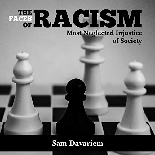 The Faces of Racism audiobook cover art
