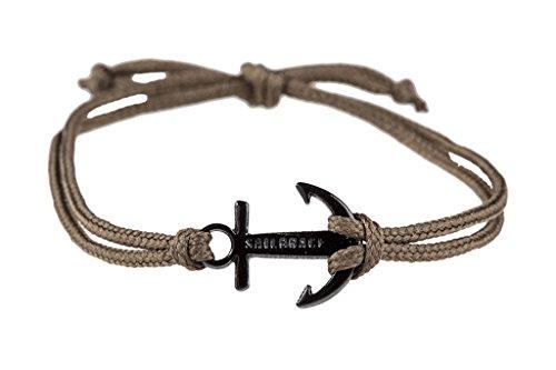 SAILBRACE Armband camo ANKER schwarz