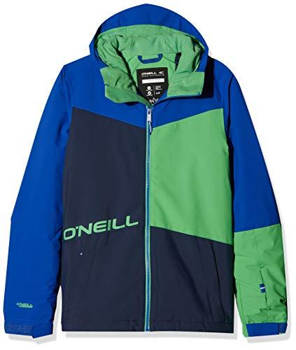 O'Neill Jungen Statement Jacket Snow, surf Blue, 140
