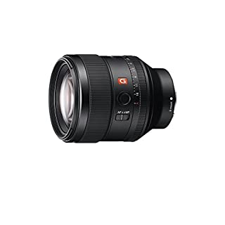 Sony SEL85F14GM Objectif FE 85 mm F1.4 GM G Master Premium Téléobjectif pour Portrait, Compatible avec Séries Alpha 7, Alpha 9, Alpha 6000 (B01BUAVL7E) | Amazon price tracker / tracking, Amazon price history charts, Amazon price watches, Amazon price drop alerts