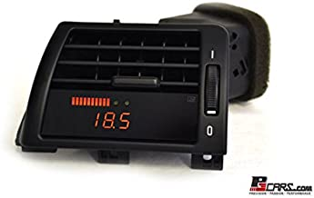 P3 Gauges Multi-Gauge In Dash Display with Vent for 1999-05 BMW E46 3 Series