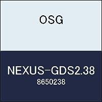 OSG ネクサスドリル NEXUS-GDS2.38 商品番号 8650238