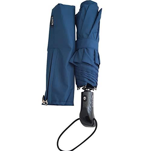 Mini Golf Guarda-Chuva Fazzoletti Maxi Automático Abre Fecha Azul