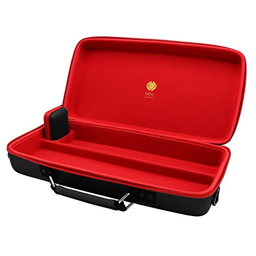 Black Dex Protection Carrying Case Card Deck Storage Box