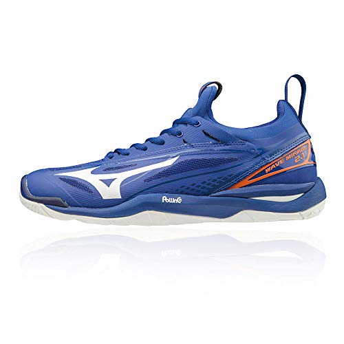 Mizuno Wave Mirage 2.1 RBlue/White/Nasturtium - 9,5/44