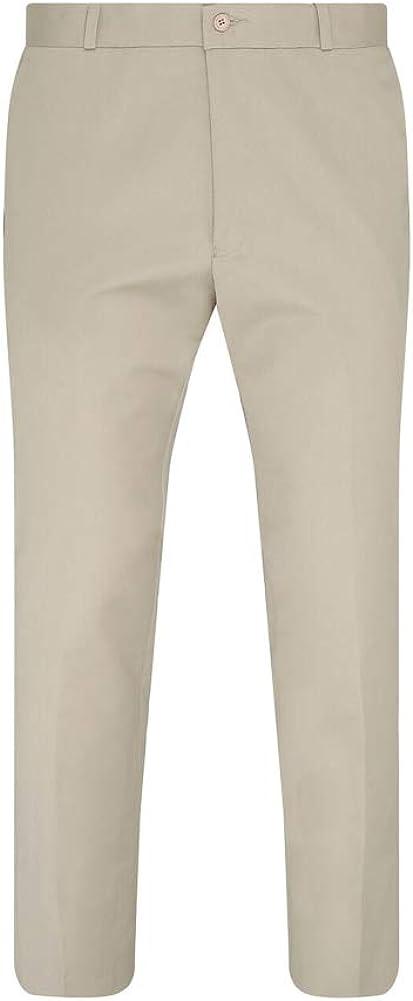 Relco 限定価格セール Mens Sta-Press Mod 超人気 Trousers 36 Khaki