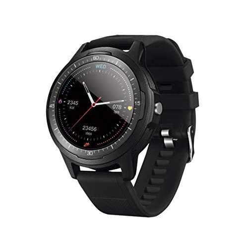 Phoenix Technologies - Reloj Smartwatch con GPS, 9 Axis, Multi-Deporte, Podómetro, Frecuencia Cardiaca, 460 mah Batería, IP68