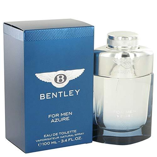 Béñtléy Azure by Béñtléy for Men Eau De Toilette Spray 3.4 oz