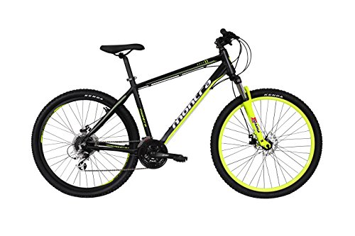 Montra Rock 1.1 27.5T 21 Speed Super Premium Cycle(Black)