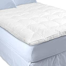 Sweet Jojo Designs Feather Mattress Topper Review