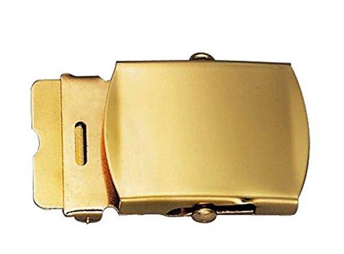 Rothco Brass Web Belt Buckle
