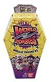 World of Zombies Sorpresa Contiene Figura Carta COLECCIÓN Y Tumba EXP 24 Piezas, Multicolor (Bandai 1)