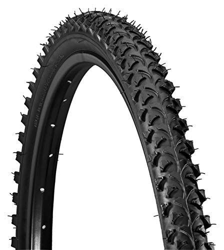 Schwinn Replacement Bike Tire, Mountain Bike, 26 x 1.95-Inch , Black