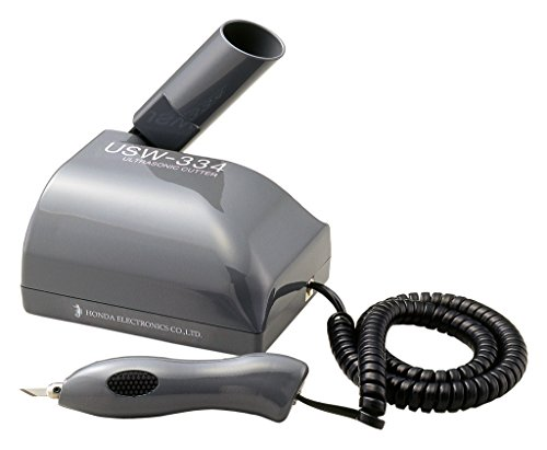 本多電子『超音波小型カッター(USW-334)』