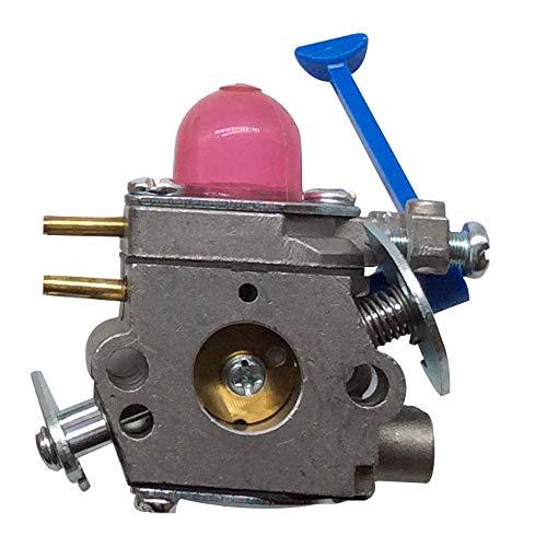 shamofeng - Carburador de Repuesto para Husqvarna W38 125LDX 124C 128LD 124L GC2126 125L 125E