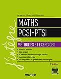 Maths PCSI-PTSI - Méthodes et exercices - 5e éd.