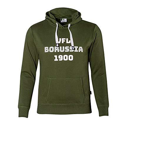 Borussia Mönchengladbach Heren Hoodie Bungee (XXXXL)