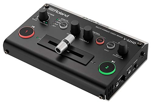 Roland V-02HD Multi-Format HD Video Mixer